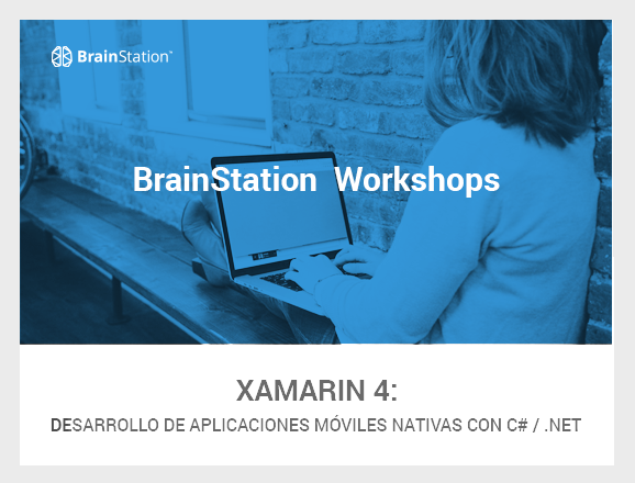 Workshop de Xamarin 4 en BrainStation