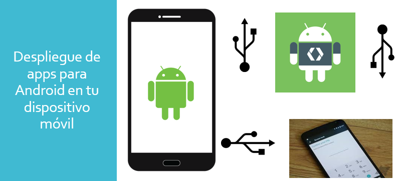 Desplegar apps para Android